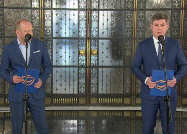Posłowie PO domagają się wyjaśnień dotyczących cyberbezpieczeństwa państwa