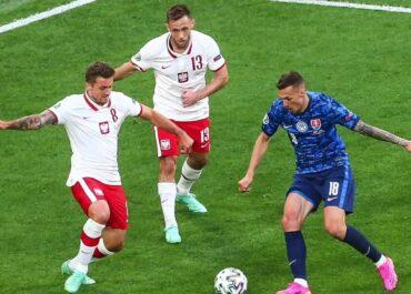 Falstart reprezentacji Polski na Euro 2020. Biało-czerwoni przegrali ze Słowacją 1:2