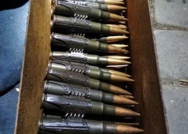 Potężne uderzenie w nielegalny rynek broni.
