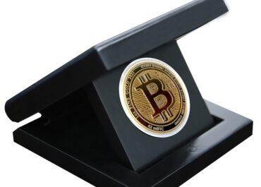 Coininvest wypuszcza na rynek pierwszą złotą monetę Bitcoin