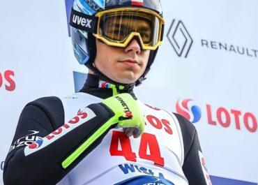 Jakub Wolny wygrał sobotni konkurs Letniego Grand Prix w Wiśle.