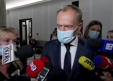 D. Tusk: Trzeba było naprawdę stanąć na głowie, żeby zepsuć tradycyjnie dobre relacje polsko-amerykańskie