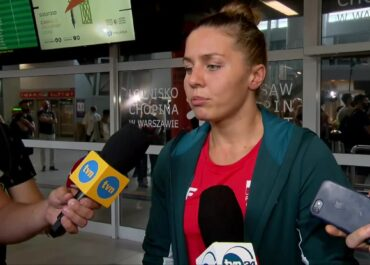 Alicja Tchórz nie wystąpi na igrzyskach w Tokio.
