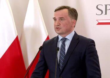 Z. Ziobro: Nie ma możliwości realizacji bezprawnych postanowień TSUE ws. Izby Dyscyplinarnej