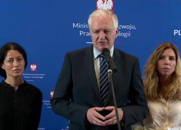 """""""Zapewni bezpieczeństwo funkcjonowania TVN"""". J. Gowin o poprawce Porozumienia do ustawy medialnej"""