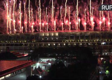 Igrzyska rozpoczęte. W Tokio odbyła się ceremonia otwarcia