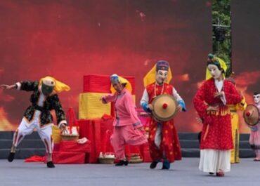 Huanjiang Maonan w południowych Chinach, z kreatywnym pomysłem na promocję miasta