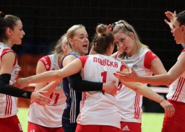 Reprezentacja Polski siatkarek znów wygrała. Czeszki pokonane.