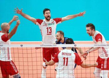 Polscy siatkarze pokonali Rosje 3-0 i awansowali do półfinału Mistrzostw Europy!