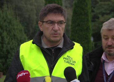 Związkowcy z kopalni Turów: Czesi z nami tych negocjacji do wyborów nie zakończą, bo premierowi Babisowi brakuje kilku punktów politycznych