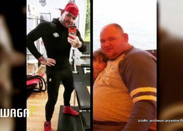 Ważył ponad 200 kg, schudł i teraz pomaga innym. Efekty są oszałamiające