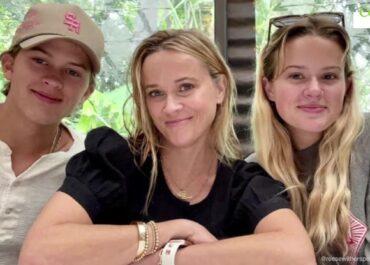 Córka Reese Witherspoon zagra ją w filmie biograficznym aktorki?