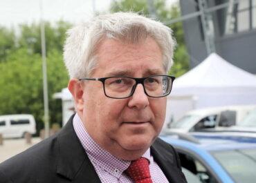 Ryszard Czarnecki zrezygnował z kandydowania na stanowisko prezesa PZPS.