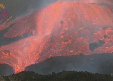 Przez erupcję wulkanu Cumbre Vieja zniszczonych jest 2 tysiące budynków. Nie pracuje blisko 200 firm.