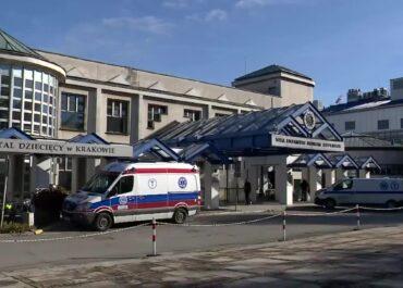 Trudna sytuacja szpitala dziecięcego w Krakowie. Ponad 50 lekarzy chce odejść z pracy.