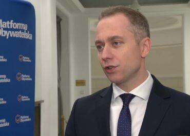 C. Tomczyk: To nie Polacy maja złą opinię w Unii Europejskiej, tylko polski rzad