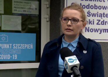 Koordynator szczepień o małym zainteresowaniu w powiecie tatrzańskim: To skutek działań antyszczepionkowców i przekonanie, że jesteśmy niezniszczalni