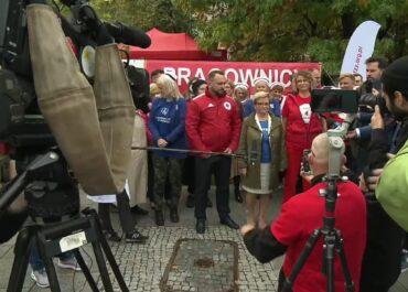 Odwoływane rozprawy, pracownicy na zwolnieniach. Protest powoduje problemy sądów w Łodzi.