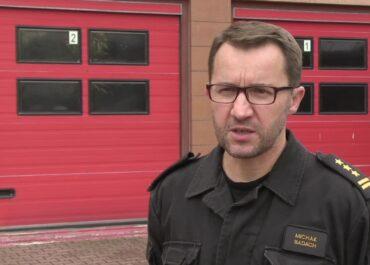 Nurkowie szukają migranta wepchniętego do Bugu przez białoruskie służby.