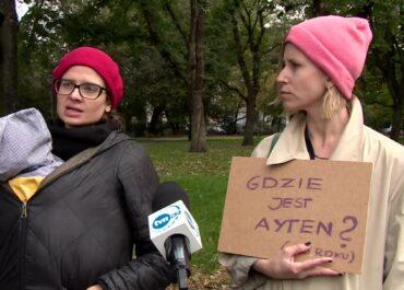 """Nie będzie kary za rysunki i napisy na chodniku w Krakowie. Mamy zostały """"pouczone"""""""