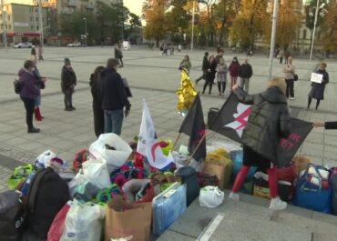 Zbiórka darów dla migrantów w Częstochowie